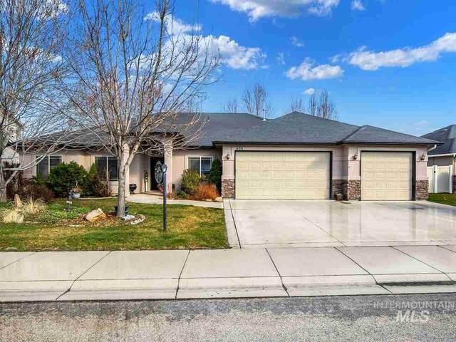 630 W Ashton Drive, Meridian, ID 83646 (MLS #98768027) :: Juniper Realty Group