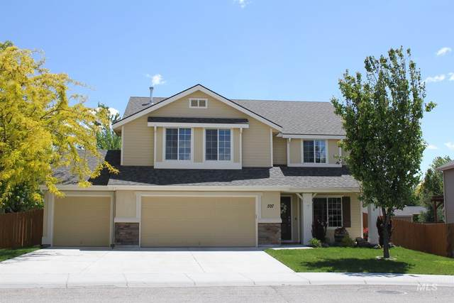 597 W Omphale St., Kuna, ID 83634 (MLS #98768033) :: City of Trees Real Estate
