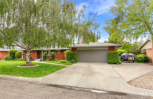 3528 W Windsor Dr, Boise, ID 83705 (MLS #98768035) :: Team One Group Real Estate