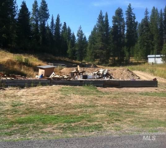 50 Bullock Lane, Elk City, ID 83525 (MLS #98768036) :: New View Team