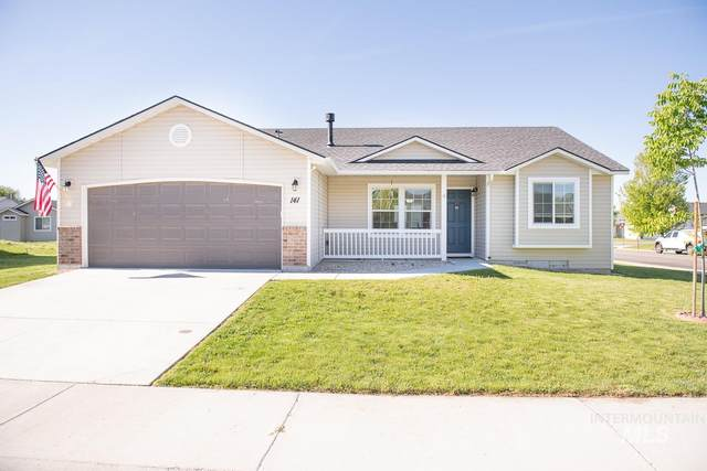 141 SW Quaker Dr, Mountain Home, ID 83647 (MLS #98768051) :: Boise River Realty