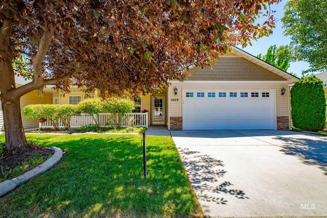 1469 E Willowbrook Court, Meridian, ID 83646 (MLS #98768052) :: Jon Gosche Real Estate, LLC