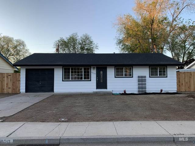 1020 E 15th N, Mountain Home, ID 83647 (MLS #98768055) :: Boise River Realty