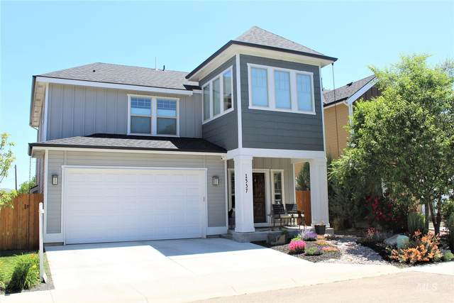 1537 W Saint Patrick Street, Boise, ID 83705 (MLS #98768059) :: Minegar Gamble Premier Real Estate Services