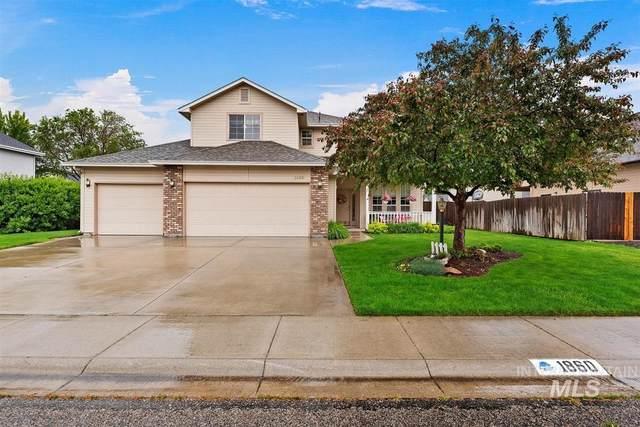 1860 N Highwood Ave, Boise, ID 83713 (MLS #98768063) :: Adam Alexander