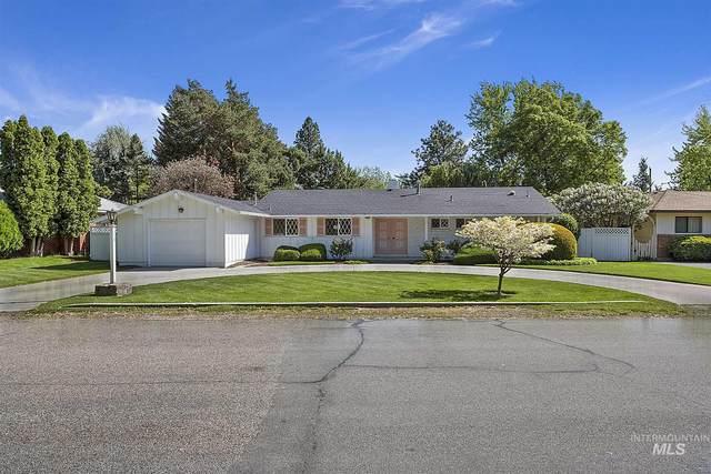 4811 W Hillcrest Dr, Boise, ID 83705 (MLS #98768065) :: Boise River Realty