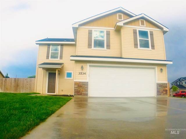 3534 S Big Lost Ct., Nampa, ID 83686 (MLS #98768066) :: Team One Group Real Estate