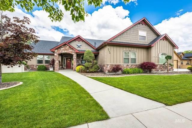 4770 W Saguaro Dr., Eagle, ID 83616 (MLS #98768077) :: Story Real Estate