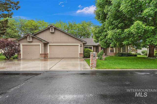 660 N Nicklaus Ln., Eagle, ID 83616 (MLS #98768096) :: Team One Group Real Estate