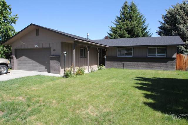1412 E Bergeson St., Boise, ID 83706 (MLS #98768113) :: Team One Group Real Estate