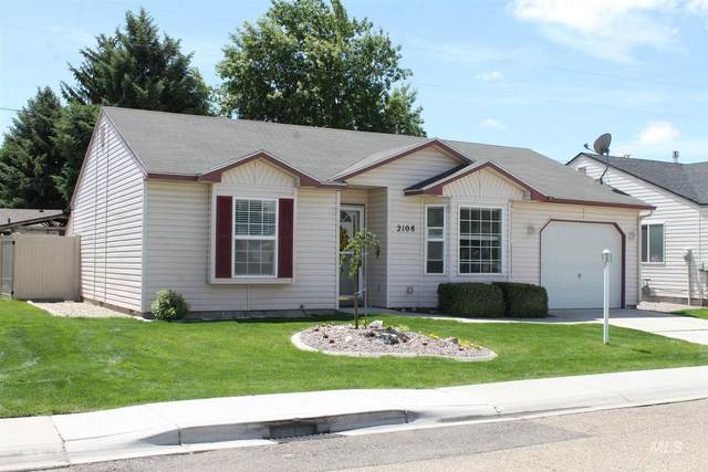 2108 Alder, Caldwell, ID 83605 (MLS #98768116) :: Jon Gosche Real Estate, LLC