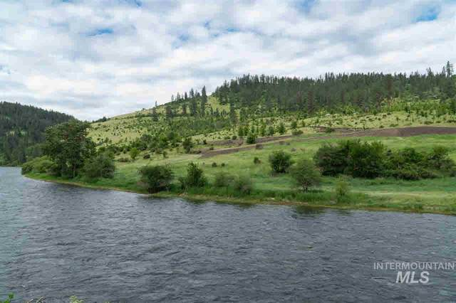 lot 4 Wild River Estates, Stites, ID 83552 (MLS #98768151) :: Team One Group Real Estate