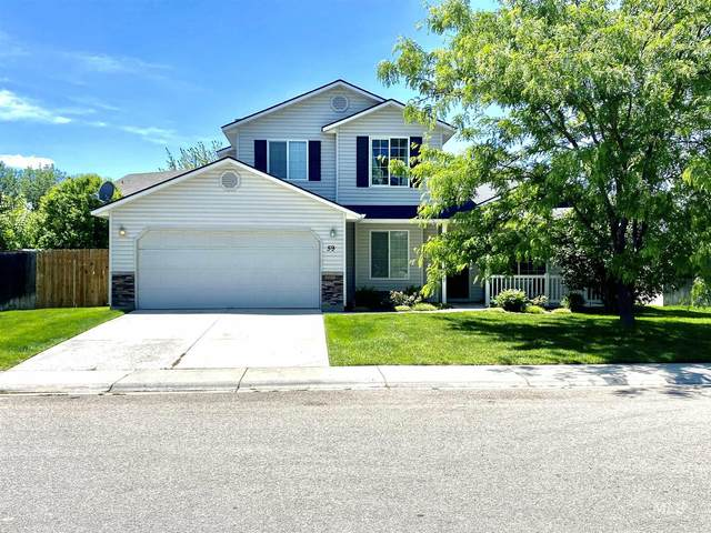59 N Pleasant Hill Dr, Nampa, ID 83651 (MLS #98768161) :: Team One Group Real Estate