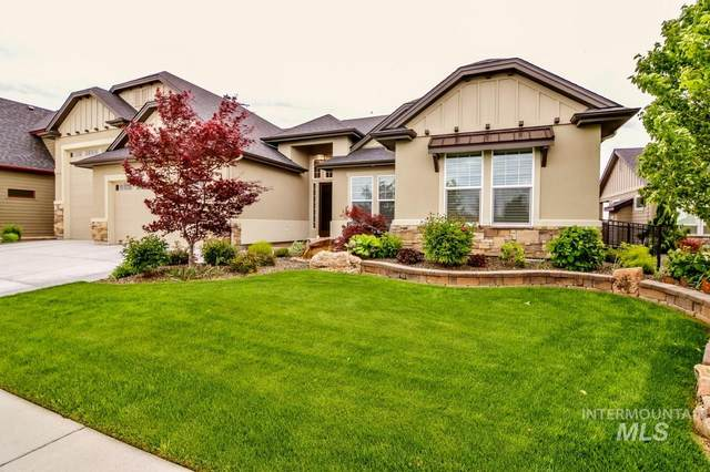 12232 S Hunters Point Dr, Nampa, ID 83686 (MLS #98768189) :: Team One Group Real Estate
