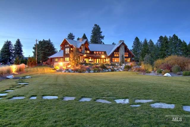 190 Campbell Homestd, Laclede, ID 83841 (MLS #98768206) :: Build Idaho