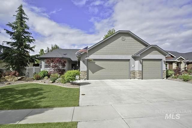 281 E Sunrise Rim Road, Nampa, ID 83686 (MLS #98768211) :: Team One Group Real Estate
