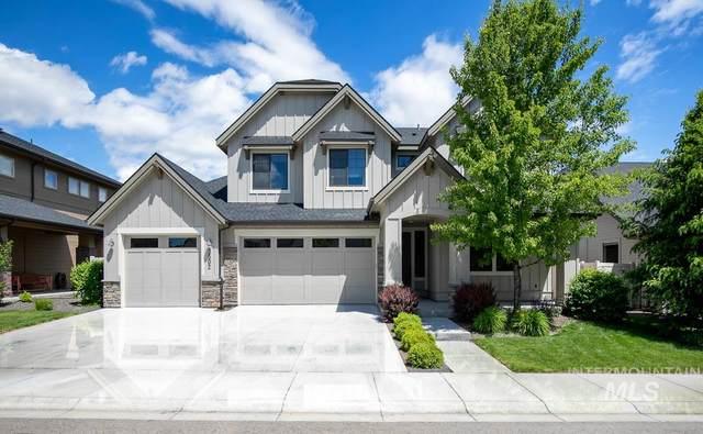 3502 E Cullen Street, Meridian, ID 83642 (MLS #98768246) :: Boise River Realty