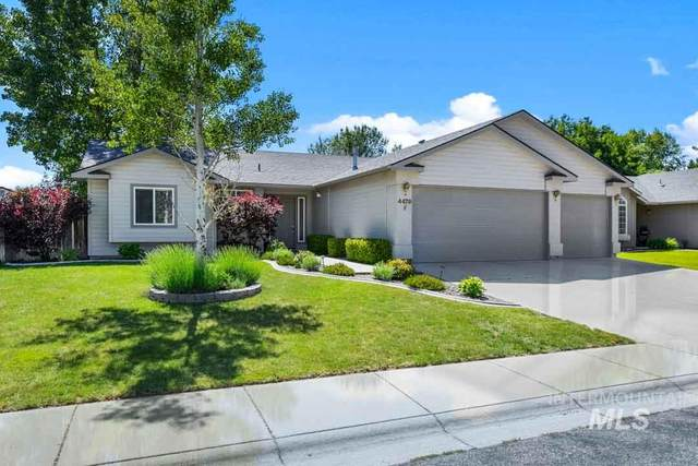 4479 S Falconrest Way, Boise, ID 83716 (MLS #98768285) :: Jon Gosche Real Estate, LLC