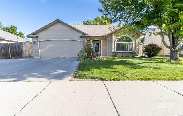 9687 W Irving St., Boise, ID 83704 (MLS #98768290) :: New View Team