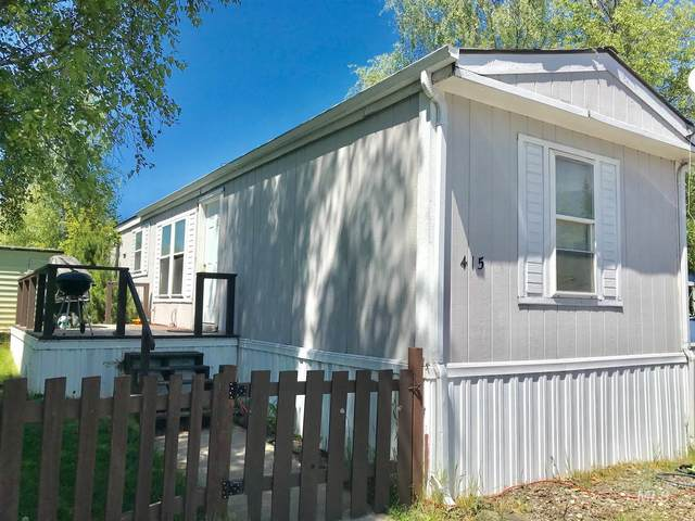 411 N Almon #415, Moscow, ID 83843 (MLS #98768294) :: Full Sail Real Estate