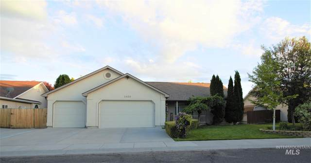 2450 Longbow Drive, Twin Falls, ID 83301 (MLS #98768299) :: Story Real Estate