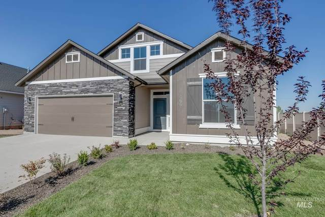 6890 S Catfish Creek Ave, Meridian, ID 83642 (MLS #98768304) :: New View Team