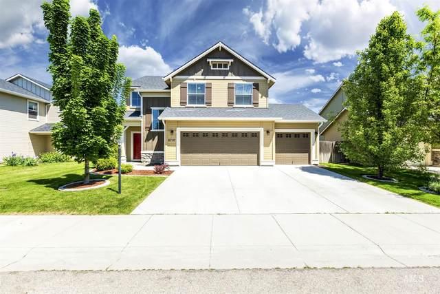 6710 S Mistyglen Ave, Boise, ID 83709 (MLS #98768310) :: Boise River Realty