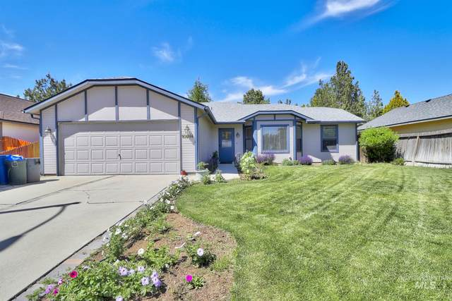 10914 W Goldenrod Ave, Boise, ID 83713 (MLS #98768319) :: New View Team