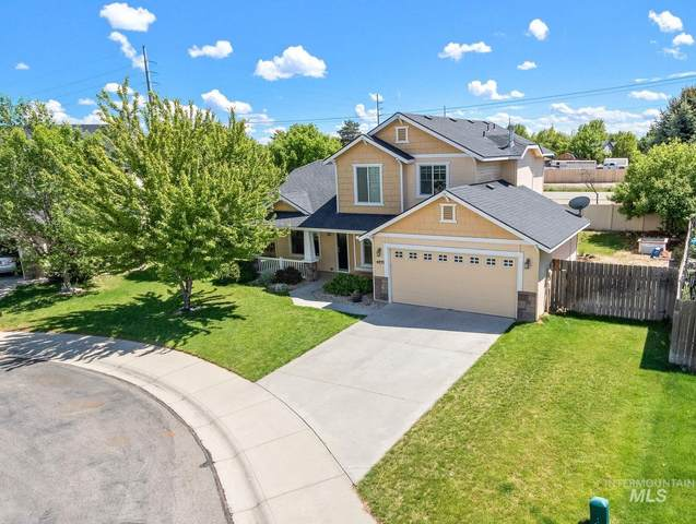 4859 W Alderstone Dr., Meridian, ID 83646 (MLS #98768326) :: Story Real Estate
