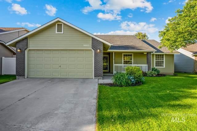 9883 W Eshelman St, Boise, ID 83704 (MLS #98768329) :: Bafundi Real Estate