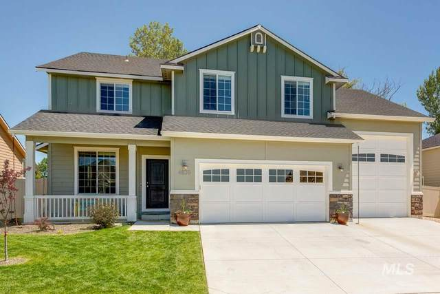 4836 S Pinto Ave., Boise, ID 83709 (MLS #98768330) :: Navigate Real Estate
