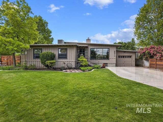5511 W Randolph, Boise, ID 83705 (MLS #98768337) :: Full Sail Real Estate