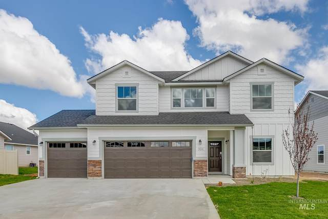 13833 S Piano Ave., Nampa, ID 83651 (MLS #98768345) :: New View Team