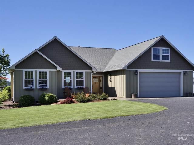 1085 Mckeehan Rd, Troy, ID 83871 (MLS #98768361) :: Story Real Estate