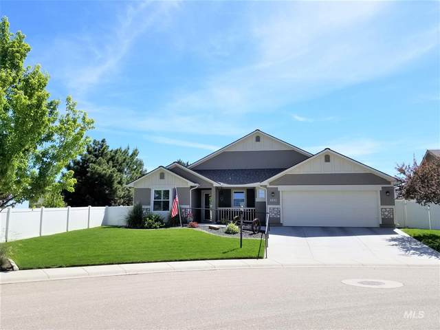 3602 S Teakwood Dr, Nampa, ID 83686 (MLS #98768399) :: Jon Gosche Real Estate, LLC