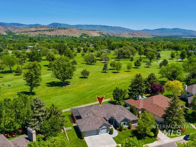 6580 W Plantation Ln, Garden City, ID 83703 (MLS #98768409) :: City of Trees Real Estate