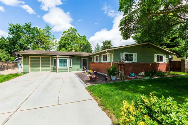 8350 W Weymouth, Boise, ID 83704 (MLS #98768435) :: City of Trees Real Estate