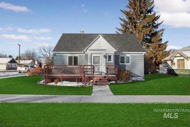 645 Idaho Street, Gooding, ID 83330 (MLS #98768438) :: Team One Group Real Estate