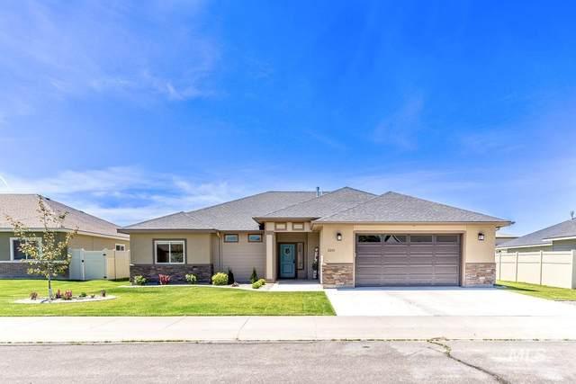 2235 Cayuse St., Twin Falls, ID 83301 (MLS #98768441) :: Navigate Real Estate