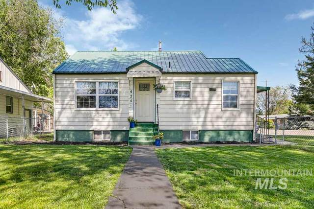 424 S Maple Street, Nampa, ID 83686 (MLS #98768443) :: City of Trees Real Estate