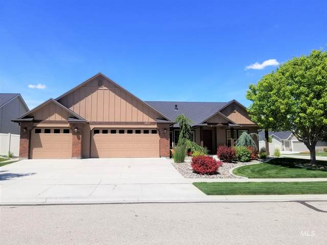 1814 W Clear Creek Dr, Nampa, ID 83686 (MLS #98768445) :: Team One Group Real Estate