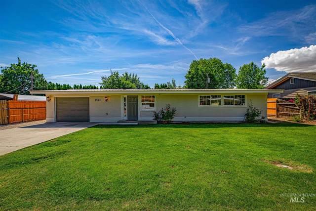 1521 N Plateau Ave, Caldwell, ID 83605 (MLS #98768456) :: Full Sail Real Estate