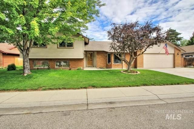 2210 E Cornhusk Ct., Boise, ID 83706 (MLS #98768460) :: Silvercreek Realty Group