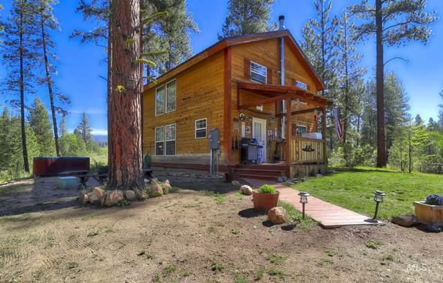 4 Reinhart Rd, Idaho City, ID 83631 (MLS #98768463) :: Jon Gosche Real Estate, LLC