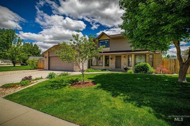 6120 N Portsmouth, Boise, ID 83714 (MLS #98768482) :: Silvercreek Realty Group