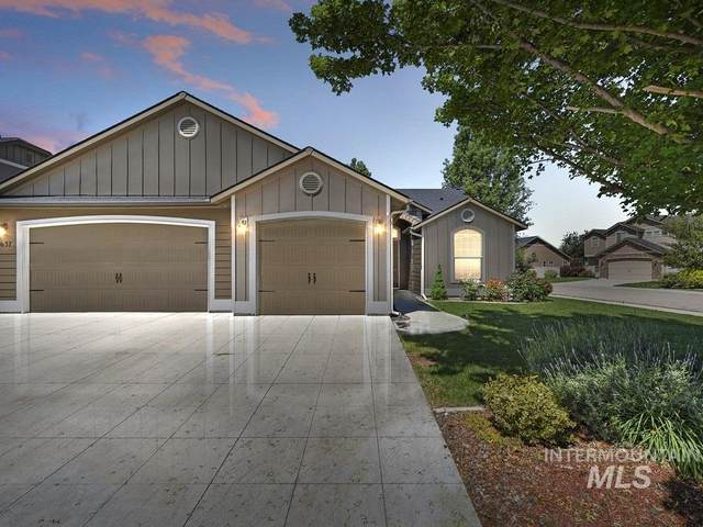 3637 N Justin Ave, Meridian, ID 83646 (MLS #98768483) :: Story Real Estate