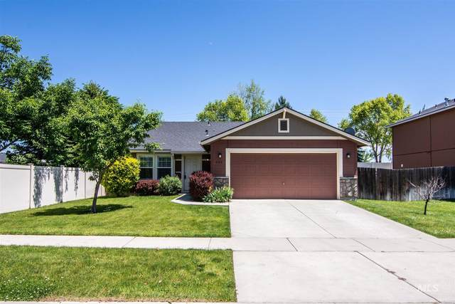 4488 N Alester Ave, Meridian, ID 83646 (MLS #98768505) :: Team One Group Real Estate