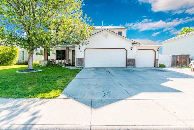 5203 Weston Ave, Caldwell, ID 83607 (MLS #98768531) :: Jon Gosche Real Estate, LLC