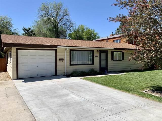 1110 E. Hazel St., Caldwell, ID 83605 (MLS #98768541) :: Haith Real Estate Team