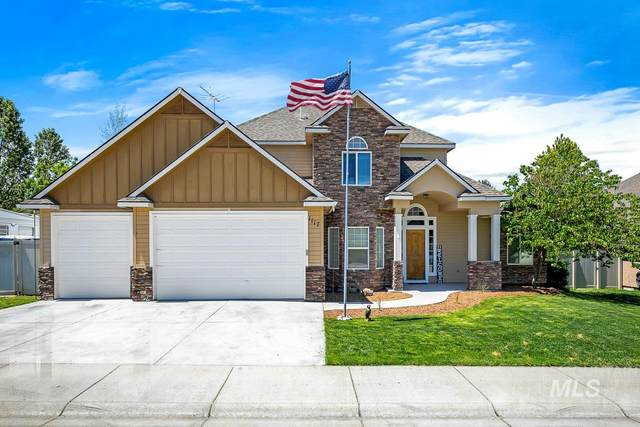 1117 Regency Way, Emmett, ID 83617 (MLS #98768550) :: Jon Gosche Real Estate, LLC
